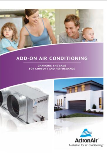 actron air add on cooling