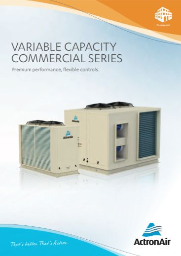 actron air package unit